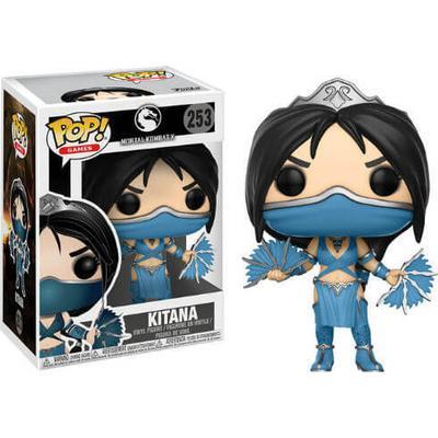 Funko Pop! Games Mortal Kombat Kitana