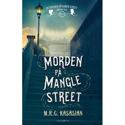 Morden på Mangle Street (Ljudbok nedladdning, 2016)