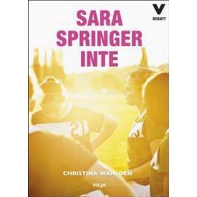 Sara springer inte (Ljudbok/CD + bok) (Ljudbok CD, 2017)