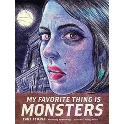 My favorite thing is monsters (Pocket, 2017)