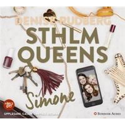 Simone (Ljudbok MP3 CD, 2017)