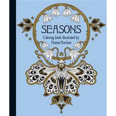 Seasons coloring book (Pocket, 2017)