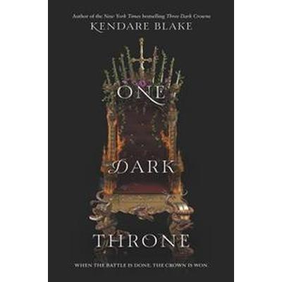 One Dark Throne (Inbunden, 2017)