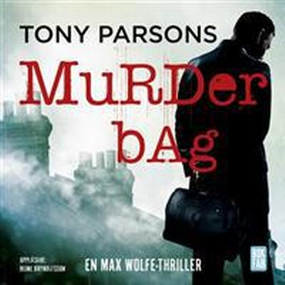 Murder bag (Ljudbok nedladdning, 2017)