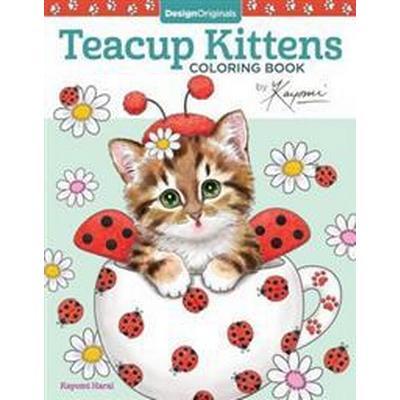 Teacup Kittens Coloring Book (Häftad, 2016)