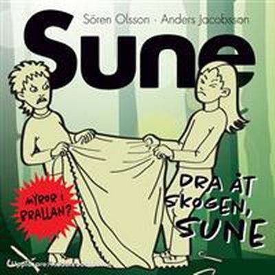 Dra åt skogen, Sune! (Ljudbok nedladdning, 2017)