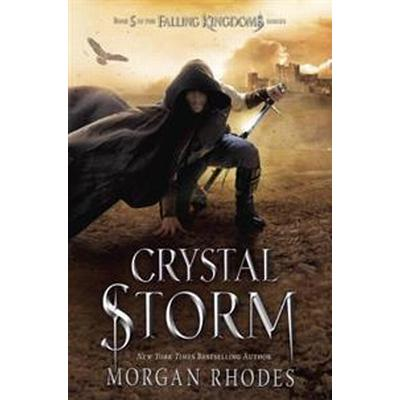 Crystal Storm: A Falling Kingdoms Novel (Inbunden, 2016)