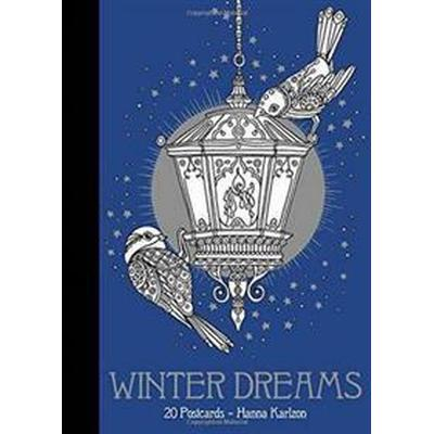 Winter Dreams 20 Postcards: Originally Published in Sweden as 'Vinterdrommar: 20 Vykort Att Farglagga' (Häftad, 2016)