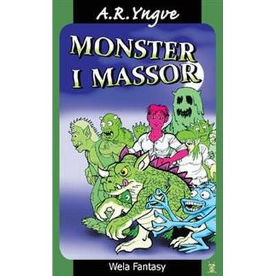 Monster i massor (Häftad, 2016)
