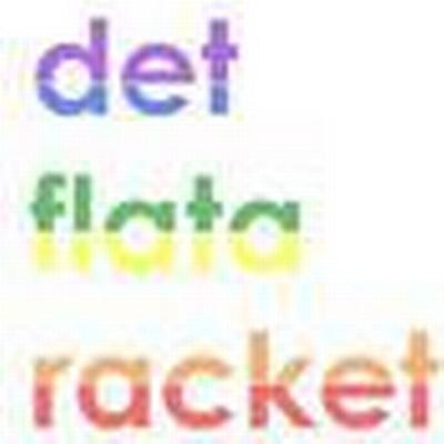Det flata racket 1.0 (Häftad, 2017)