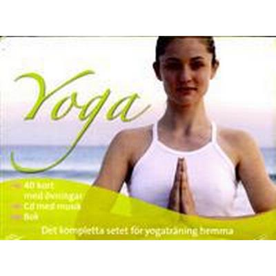 Yoga: det kompletta setet, bok, kort & CD (Övrigt format, 2016)
