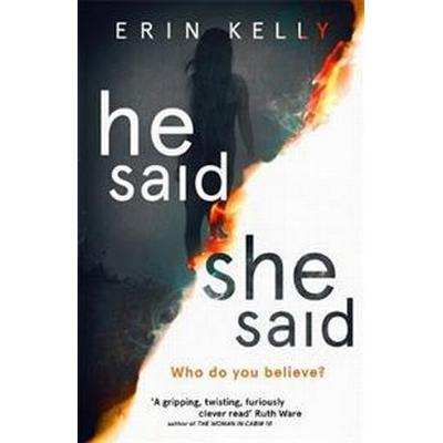 He said/she said - the gripping sunday times bestseller with a shocking twi (Pocket, 2017)