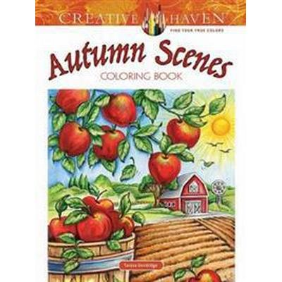 Autumn Scenes Coloring Book (Pocket, 2017)