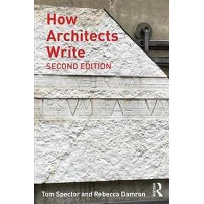 How Architects Write (Pocket, 2017)