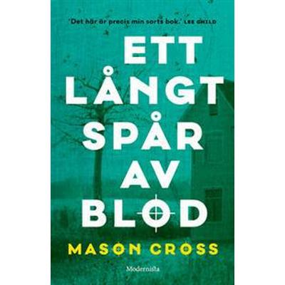 Ett långt spår av blod (Första boken om Carter Blake) (E-bok, 2017)