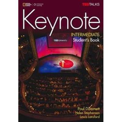 Keynote, Intermediate Level + Dvd-rom (Pocket, 2015)
