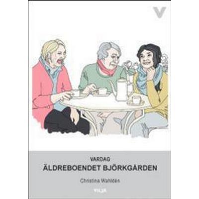 Vardag - Äldreboendet Björkgården (Ljudbok/CD + bok) (Ljudbok CD, 2016)