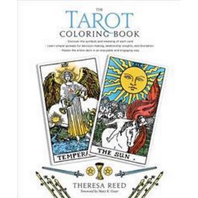 The Tarot Coloring Book (Pocket, 2016)