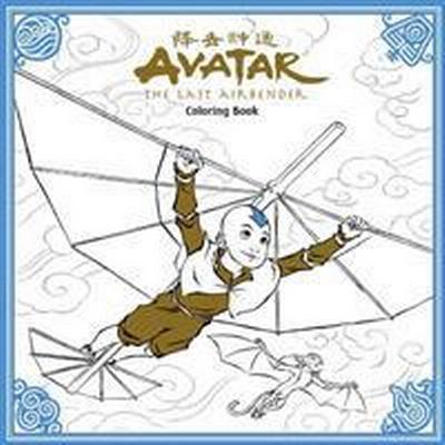 Avatar: The Last Airbender Coloring Book (Häftad, 2016)