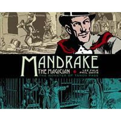 Mandrake the Magician: Dailies Volume 1 - The Cobra (Inbunden, 2016)