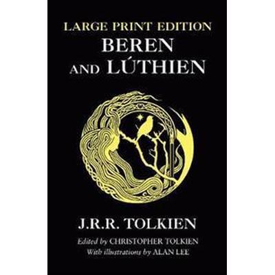 Beren and Luthien (Häftad, 2017)