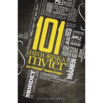 101 historiska myter (Ljudbok nedladdning, 2017)