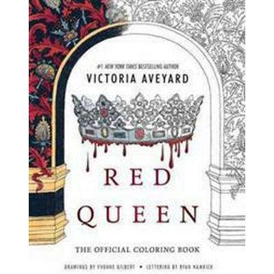 Red Queen: The Official Coloring Book (Häftad, 2016)