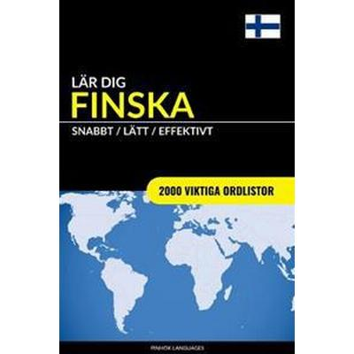 Lar Dig Finska: Snabbt / Latt / Effektivt (Häftad, 2017)