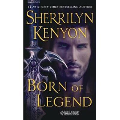 Born of Legend: The League Nemesis Rising (Pocket, 2017)