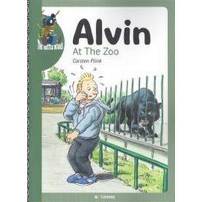 Alvin At the Zoo (Häftad, 2016)