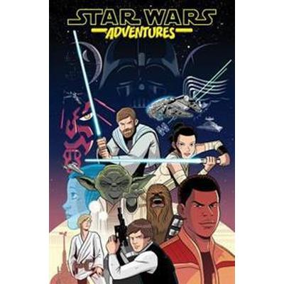 Star Wars Adventures Vol. 1: Heroes of the Galaxy (Häftad, 2017)