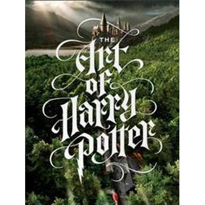 Art of harry potter - the definitive art collection of the magical film fra (Inbunden, 2017)