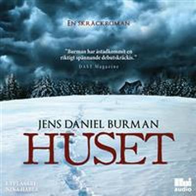 Huset (Ljudbok CD, 2017)