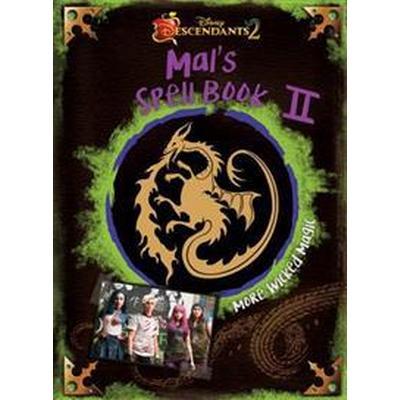 Descendants 2: Mal's Spell Book 2: More Wicked Magic (Inbunden, 2017)