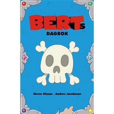 Berts dagbok 1 (E-bok, 2016)