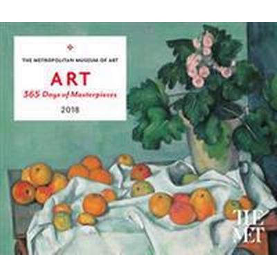 Art 365 Days of Masterpieces 2018 Calendar (Övrigt format, 2017)