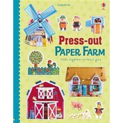Press-Out Paper Farm (Inbunden, 2016)