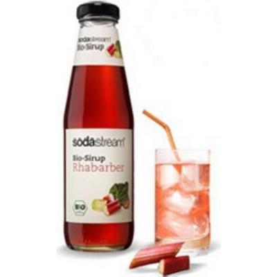 SodaStream Bio-Sirup Rhubarb 0.5L