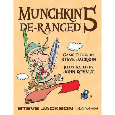 Munchkin 5: De-Ranged (Engelska)