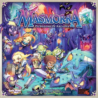 Cool Mini Or Not Masmorra: Dungeons of Arcadia