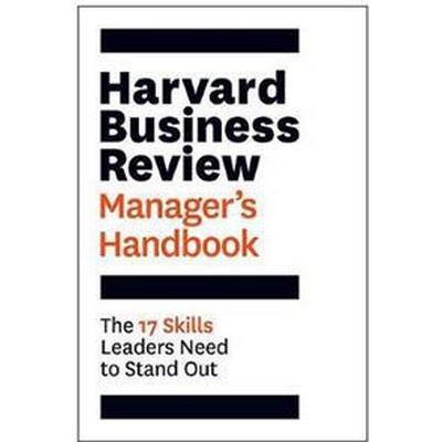The Harvard Business Review Manager's Handbook (Inbunden, 2017)