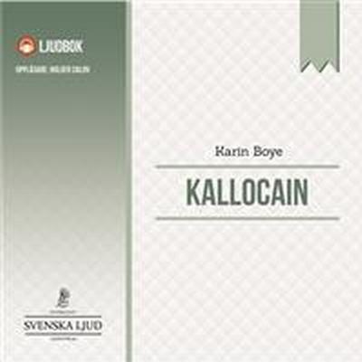 Kallocain (Ljudbok nedladdning, 2016)