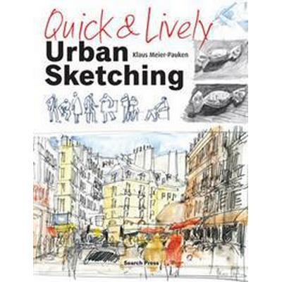 Quick & Lively Urban Sketching (Pocket, 2017)