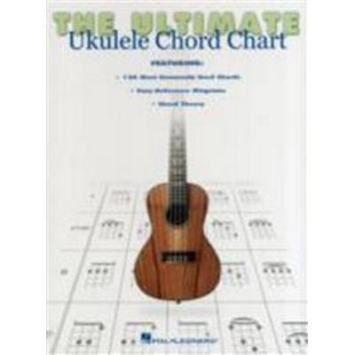 The Ultimate Ukulele Chord Chart (, 2012)