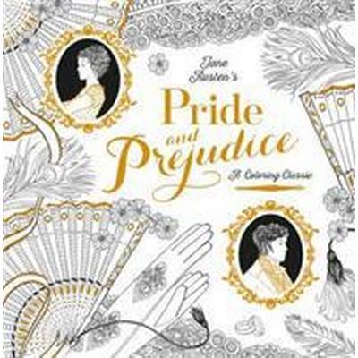 Pride and Prejudice: A Coloring Classic (Häftad, 2016)