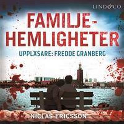 Familjehemligheter (Ljudbok nedladdning, 2017)