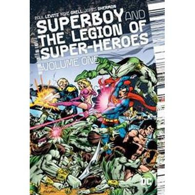 Superboy and the Legion of Super-Heroes 1 (Inbunden, 2017)