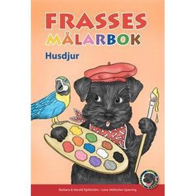 Frasses målarbok Husdjur (Häftad, 2016)