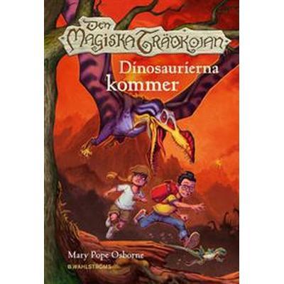 Den magiska trädkojan 1 - Dinosaurierna kommer (E-bok, 2016)