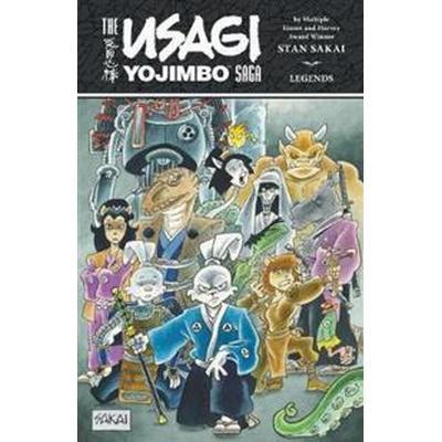 The Usagi Yojimbo Saga (Pocket, 2017)